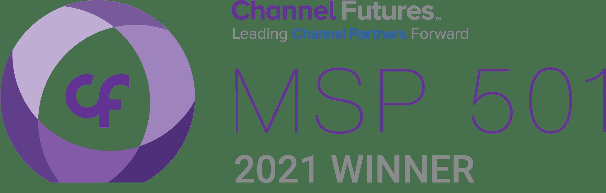 CP 1381 MSP 501 Winner Logo 2021 V1