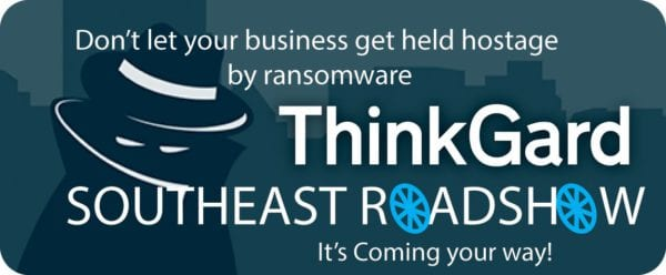 ransomware roadshow